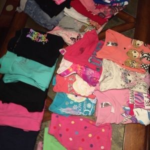 Other - •SOLD•Girls Clothes szs 6/7